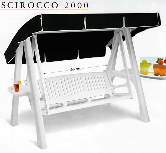 Columpio Scirocco