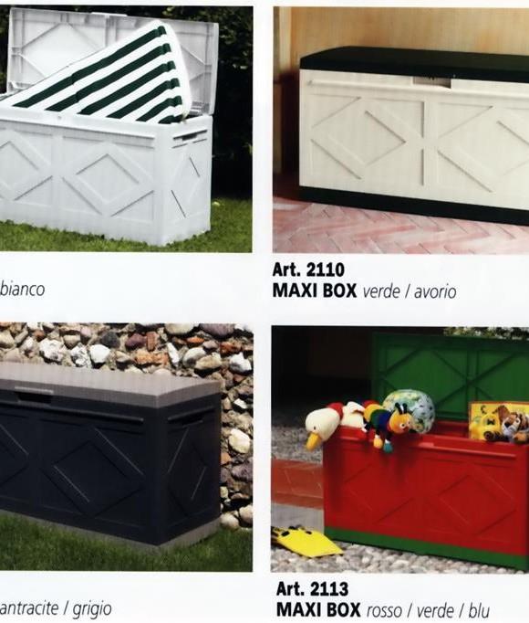 Maxi Box colores