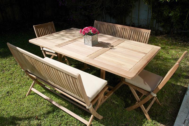 Muebles La Maceta, Lo mejor en muebles de jardin, Mesas Extensibles ...