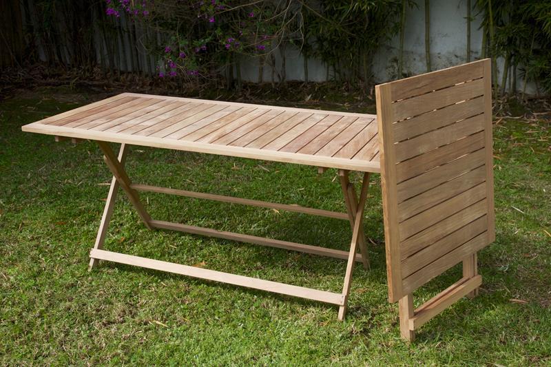 Muebles la maceta lo mejor en muebles de jardin mesas for Muebles jardin plegables