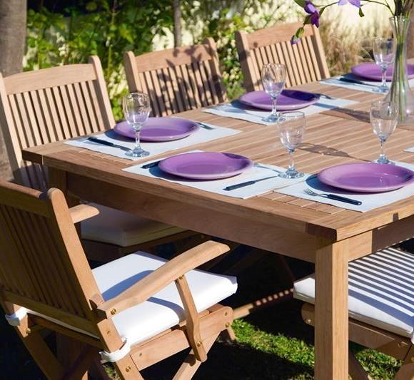 Muebles la maceta lo mejor en muebles de jardin mesa y for Muebles de jardin mesas y sillas